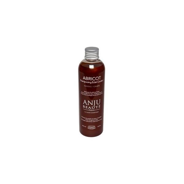 shampoo ABRICOT per manti dorati e albicocca 250ml