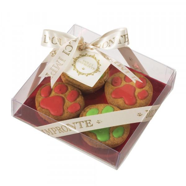 Dolci Impronte® - Set Compleanno - Torta Osso Rosa e Special Cuvee