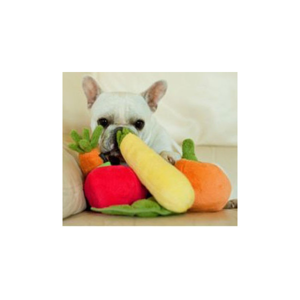 Play - Fried Chicken Dog Toy - Squeaker - cm 13