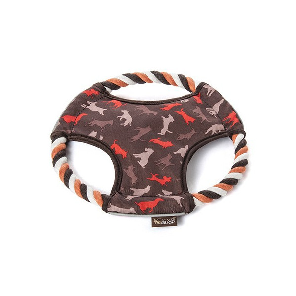 PLAY - Outdoor Camping Toy - Frisbee Mocha