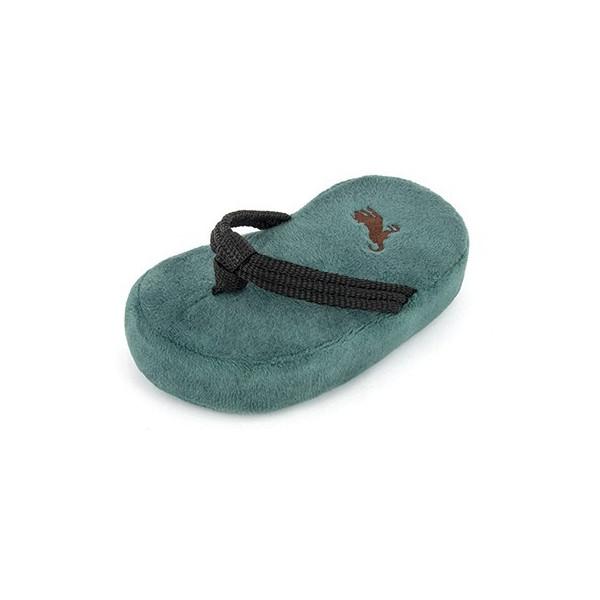 PLAY - Globetrotter Dog Toy Slipper