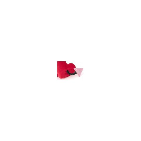 Milk&Pepper - Hanki Red- Cappottino Natale con Ponpon
