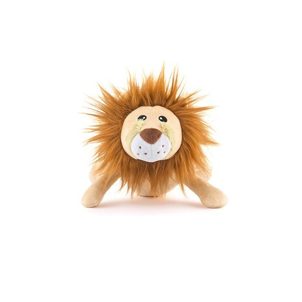 Play -Safari Lion with squeaker