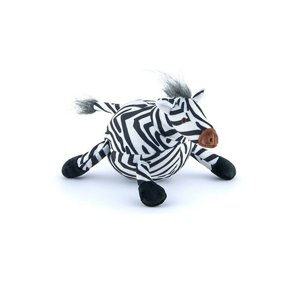 Play -Safari Zebra with squeaker