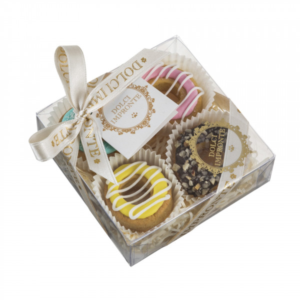 Dolcimpronte - Mini Donuts - 41 gr