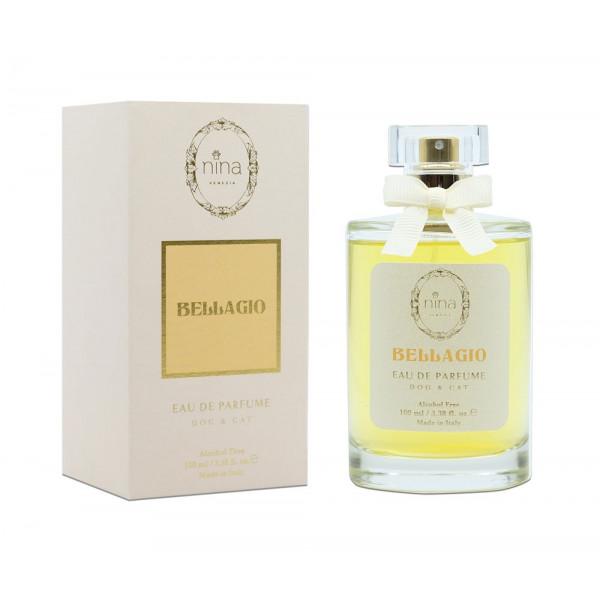 Nina Venezia® - Set 6 BELLAGIO with free Tester - Perfumed Water with Milk and Vanilla - 100 ml