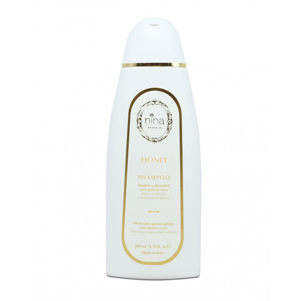 Nina Venezia® Honey - Shampoo Manti Albicocca - Flacone 200 ml