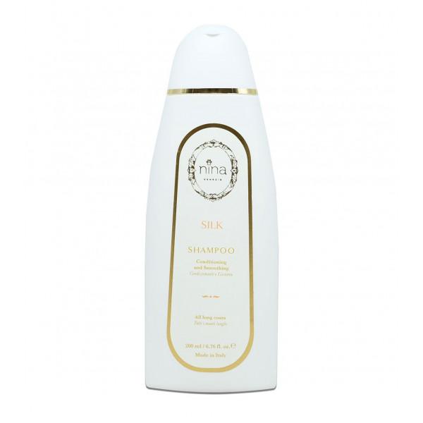 Nina Venezia® Silk - Long Hair Shampoo - 200 ml