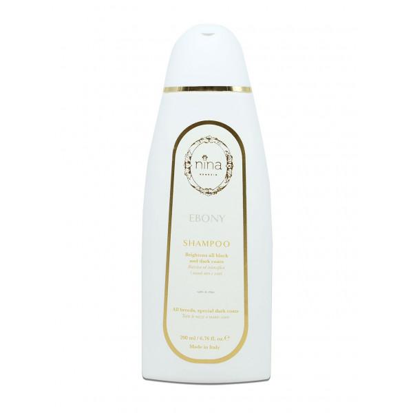 Nina Venezia® EBONY - Shampoo Manti Neri - Flacone 200 ml