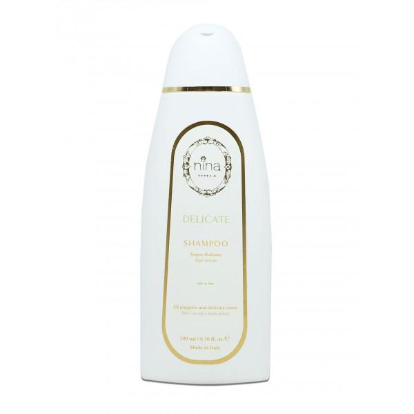 Nina Venezia® DELICATE - Shampoo Cuccioli - Flacone 200 ml