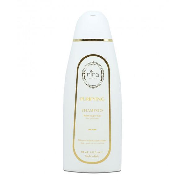 Nina Venezia® PURIFYNG - Shampoo Sebo Equilbrante - Flacone 200 ml