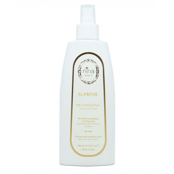 Nina Venezia® - SUPREME - Detangling Spray - 200 ml
