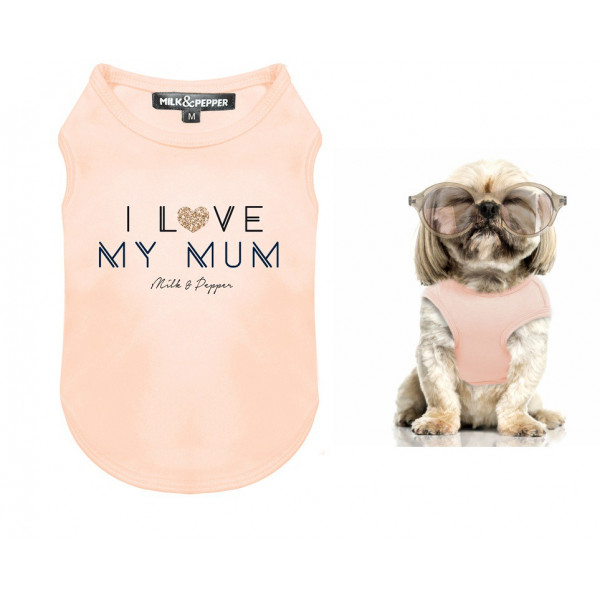Milk&Pepper - T shirt I Love My Mum