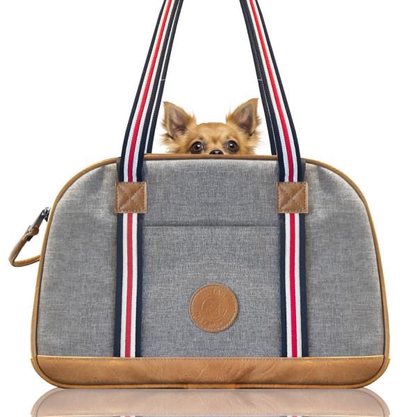 Milk&Pepper - Carrier Dog Bag Heritage Bowling