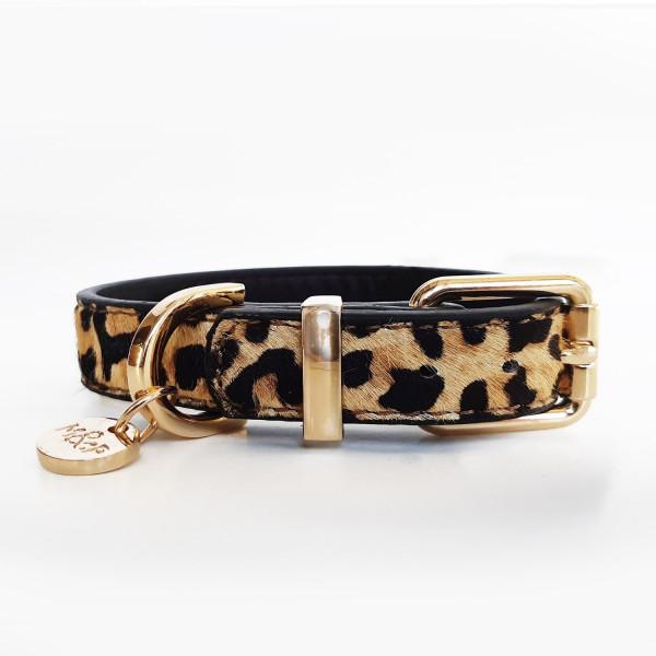 Milk&Pepper - Collare Leopard