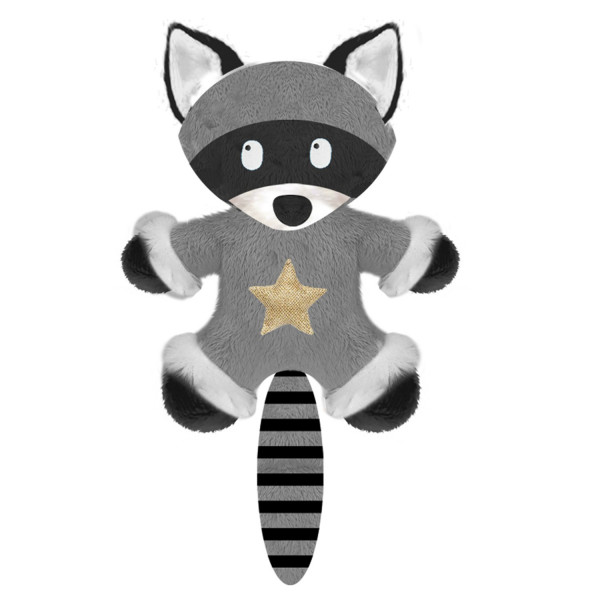 Milk&Pepper - Raccoon- Giocattolo Xmas - Cane e Gatto
