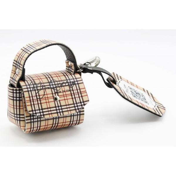 MQ- Mini Bag - Printed Faux Leather - Lnd. Brand-