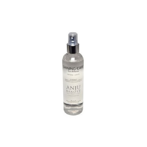 Anju Beauté - Polishing Hair Dry and Matt - Dogs and Cats - Shining Care 150ml -