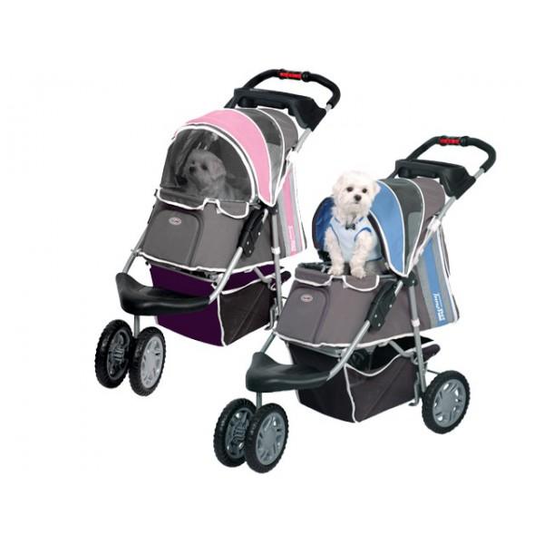 Innopet Passeggino sfoderabile per Cani Buggy First Class - 20kg
