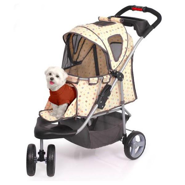 Innopet - Passeggino sfoderabile per Cani Buggy Precious - 20kg