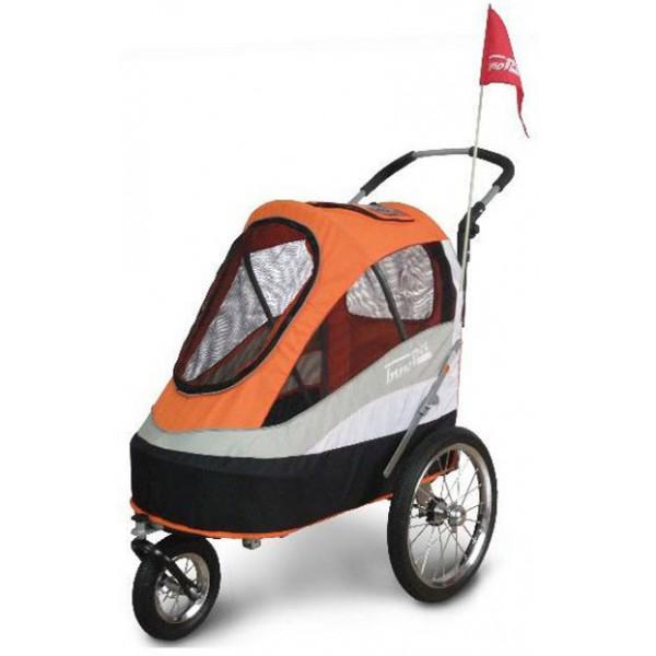 Passeggino Sporty Dog Trailer Deluxe - 30kg