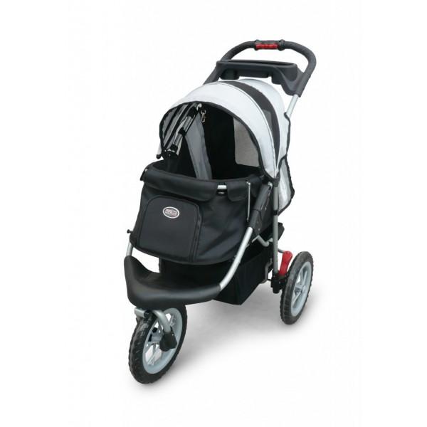 Innopet - Passeggino in tessuto per Cani Buggy Comfort EFA - 25kg