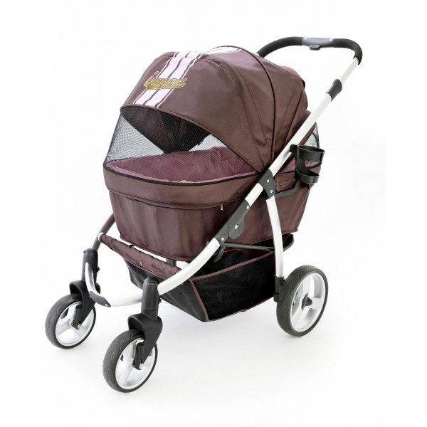 Innopet Buggy stroller removable fabric Retro -35 kg