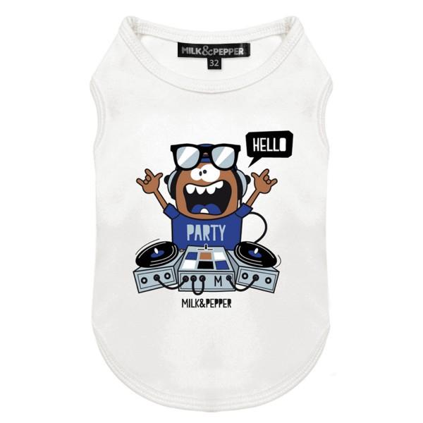 Milk&Pepper - T Shirt Deejay