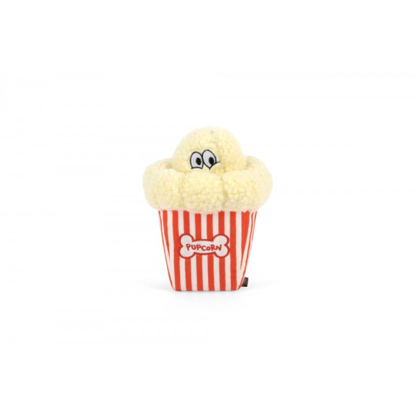 PLAY- Hollywoof - The Popcorn - Giocattolo per cani -