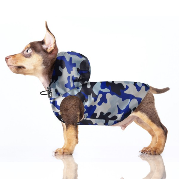 Milk&Pepper - Tricks Impermeabile Camouflage -