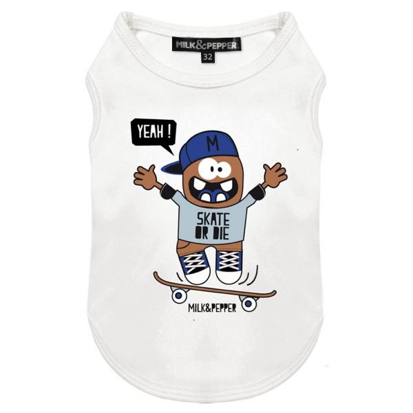 Milk&Pepper - Skater - Tshirt