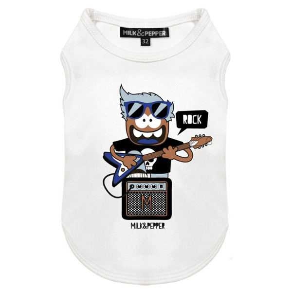 Milk & Pepper - Rocker - Tshirt-