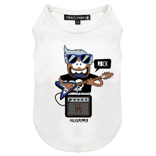 Milk&Pepper - Rocker - Tshirt-