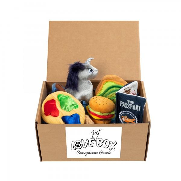 Love Pet Box - Tema Giocattoli