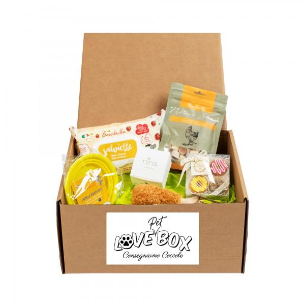 Love Pet Box- Tema Classic
