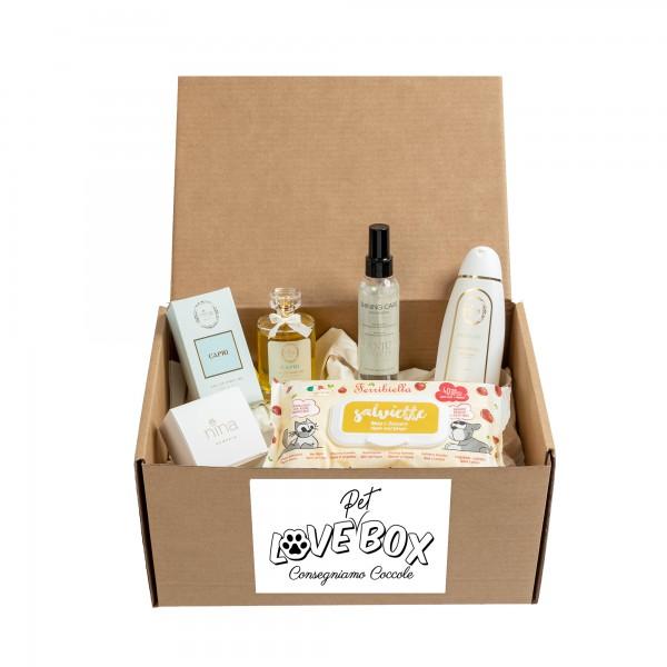 Love Pet Box - Tema Igiene e Bellezza