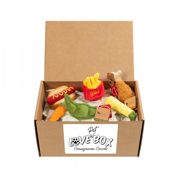 Mysterious Box - Small Size Toys Theme