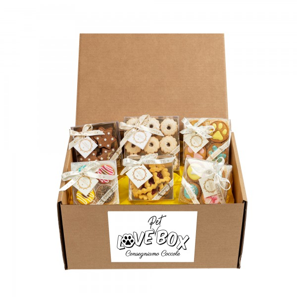 Mysterious Box - Dolci Impronte Pastry Theme