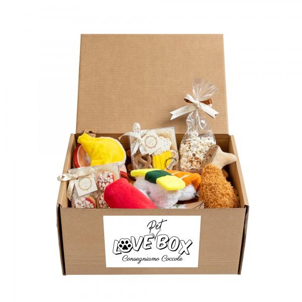 Mysterious Box - Yummy Theme