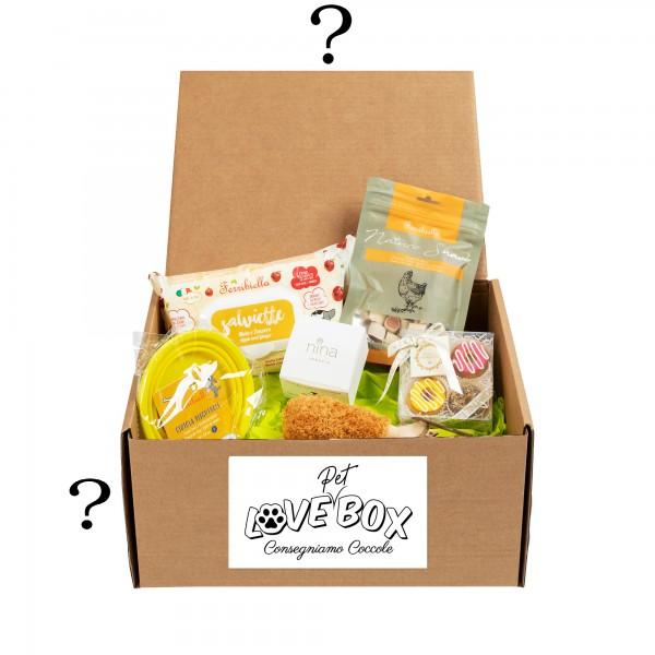 Mysterious Box - Classic Theme