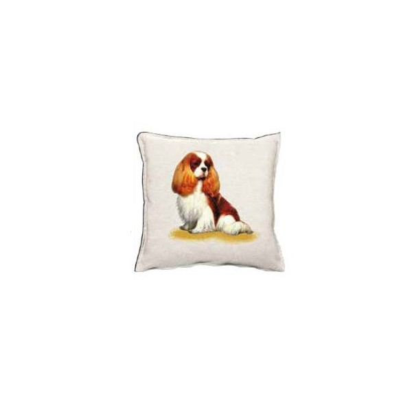 Cushion Lining 40x40cm - Cavalier King - Made in Italy