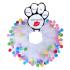MR- Birthday Fuzzy Wuzzy - Collari Compleanno - S-M-L-XL