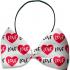 MR - Classic Love Pet Bow Tie