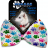 MR - Colored Paws Pet Bow Tie