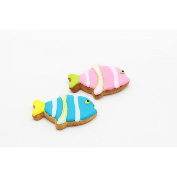 Dolci Impronte® - Pesce Pagliaccio - Confezione 2 Colori -