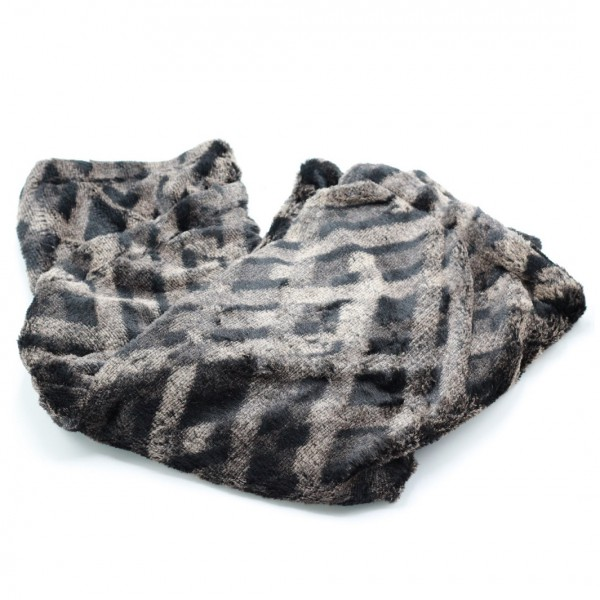 BF - Double Faux Fur Cover - Made in Italy