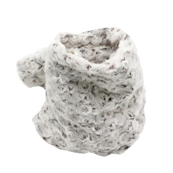 BF- Cover 65x80 cm - Faux fur - Lined bottom - Made in Italy