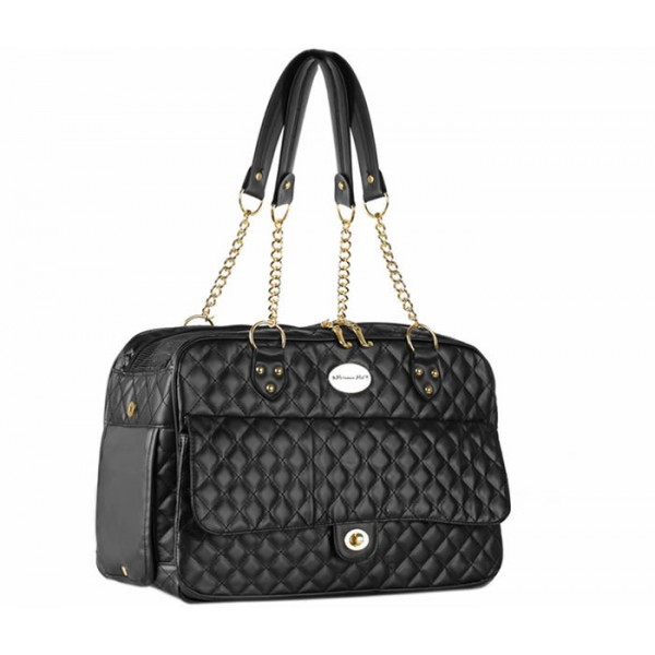 PP-London Quilted - Dog Carrier-