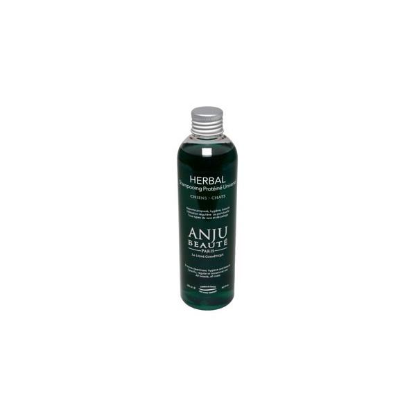 shampoo HERBAL con principi attivi di origine vegetale 250 ml